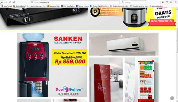 Sanken Electronic Indonesia